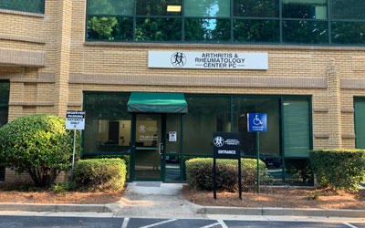 Woodstock office of Arthritis & Rheumatology Center, PC